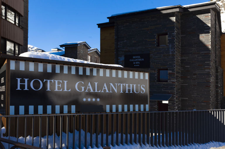 Hotel Galanthus,