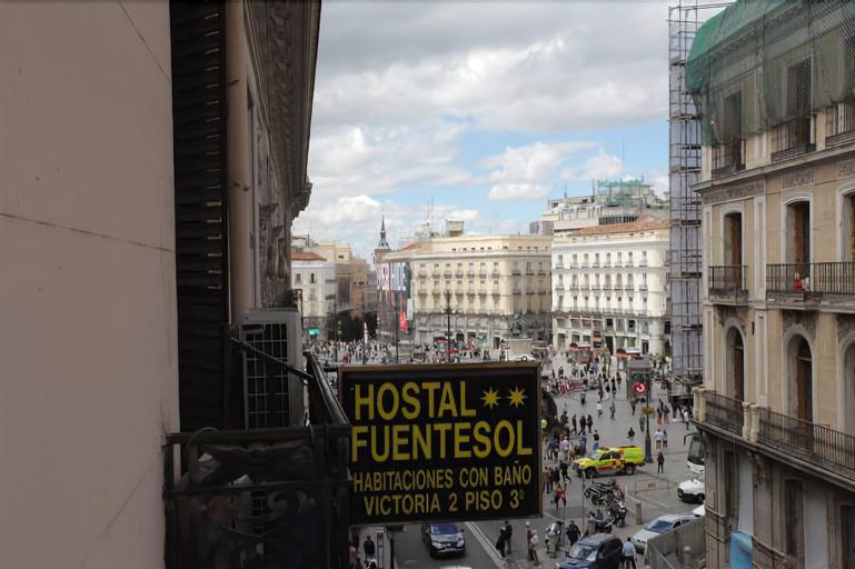 Hostal Fuentesol, Madrid