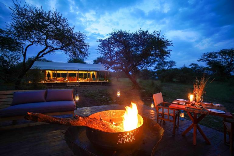 Asanja Grumeti, Serengeti