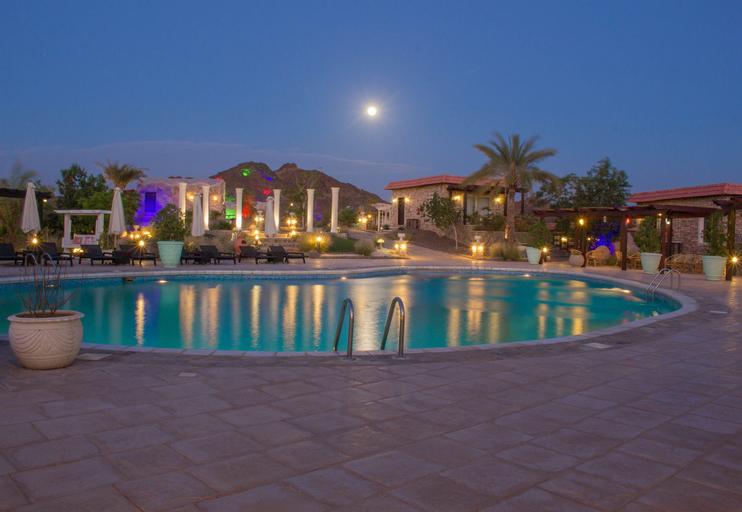 Wadi Sharm Resort, Mahdha
