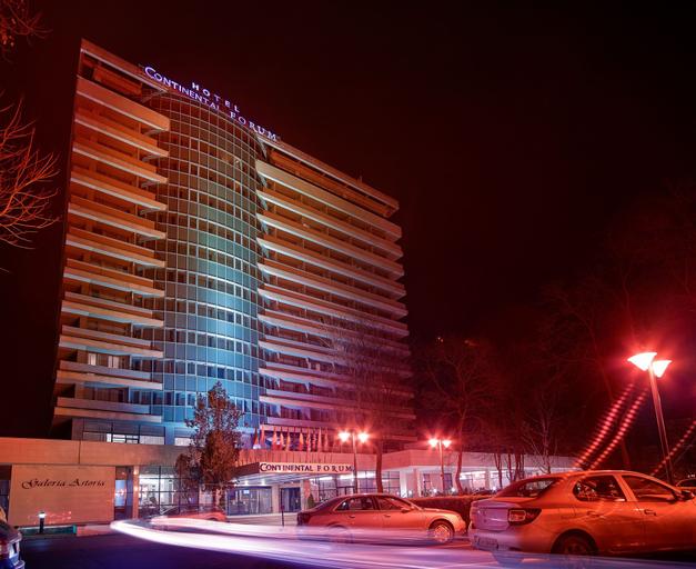 Hotel Continental Forum Arad, Arad