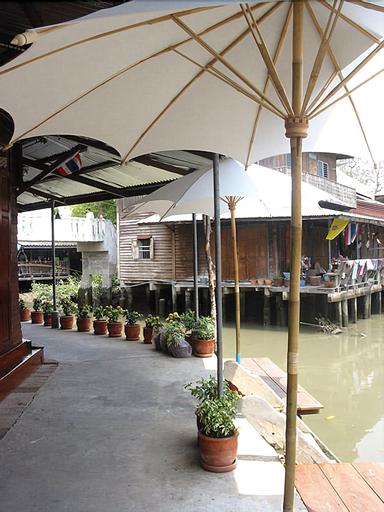 Ploen Amphawa Resort, Amphawa