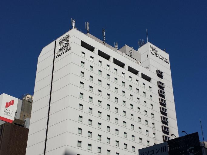 Osaka Umeda OS hotel, Osaka