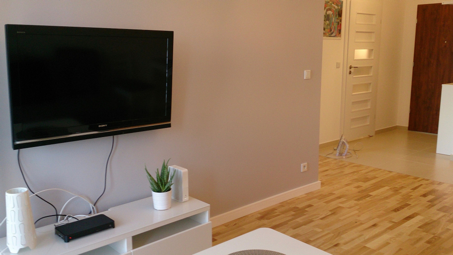 1 bedroom Francuska Park Apartment, Katowice City