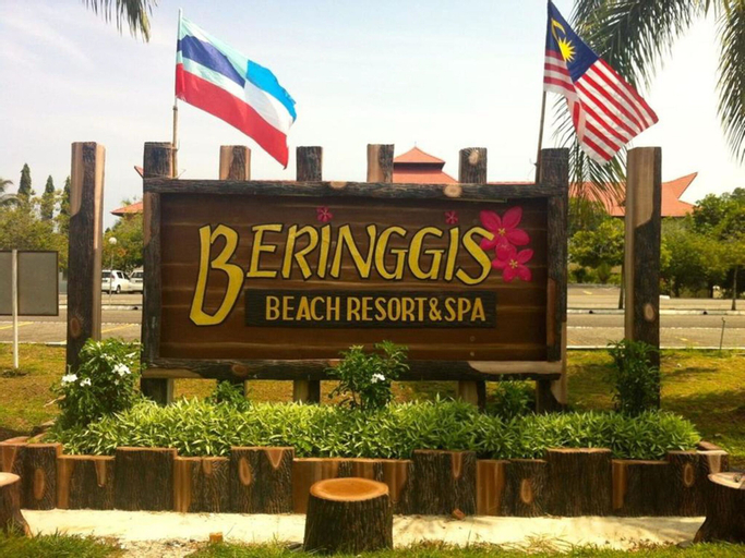 Beringgis Beach Resort & Spa, Papar