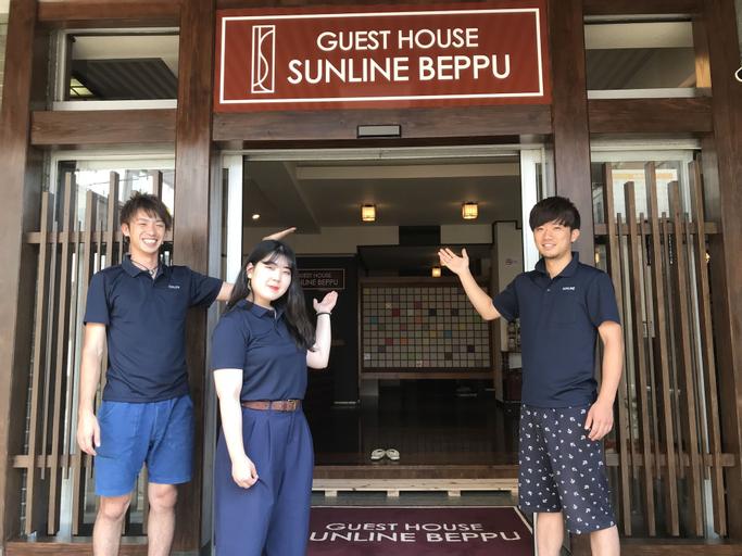 Guest House Sunline Beppu, Beppu