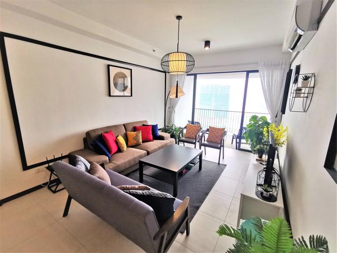 3BR Seaview Suite Gurney Drive, Pulau Penang