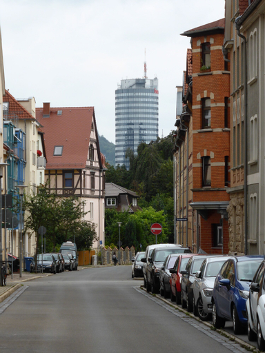 Jena Zentrum Apartments, Jena