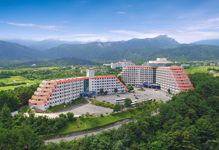 Hyundai Soo Resort Sokcho, Sokcho