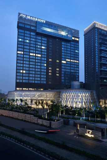 JW Marriott Hotel Kolkata, South 24 Parganas