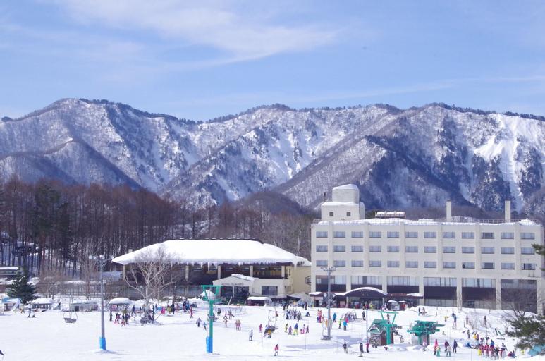 Okutone Onsen Hotel Sunbird, Minakami