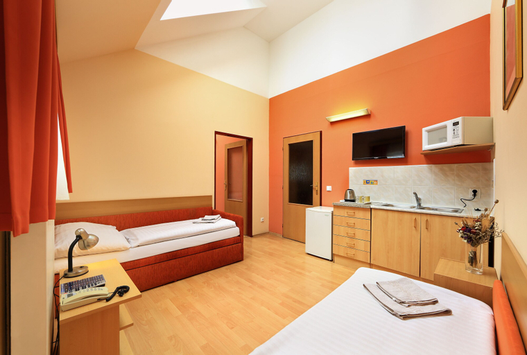 Residence Tabor, Praha 3