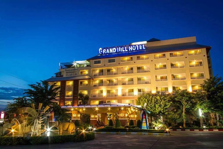 Grand Hill Resort and Spa, Muang Nakhon Sawan