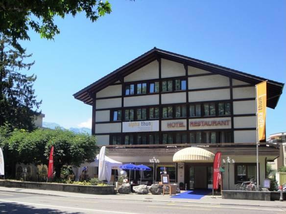 Hotel Alpha Thun, Thun