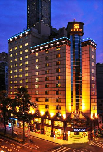 Hotel Sunshine, Kaohsiung