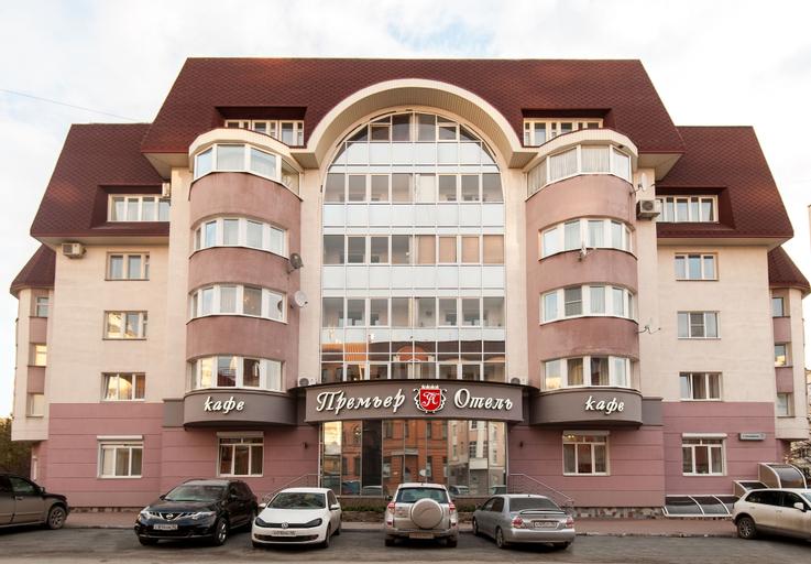 Premier by Usta Hotels, Ekaterinburg gorsovet