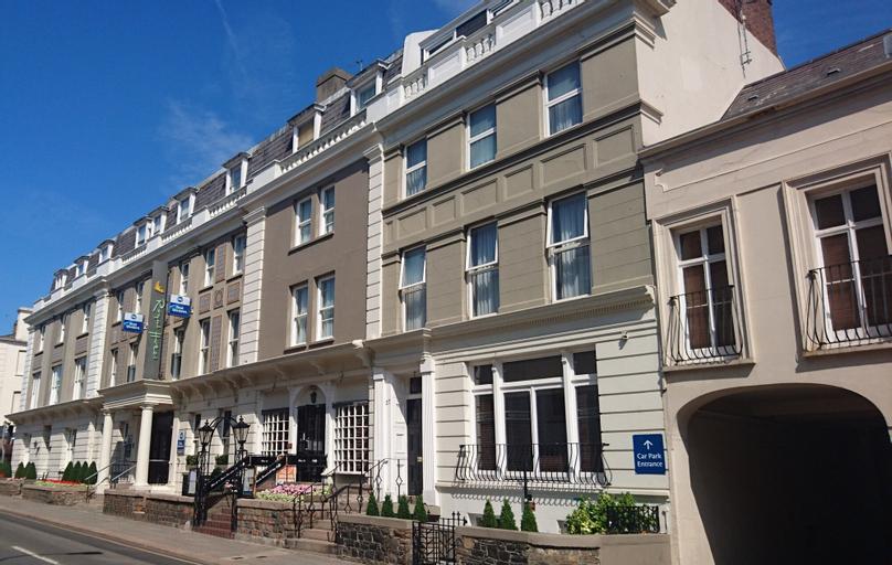 Best Western Royal Hotel, Jersey,