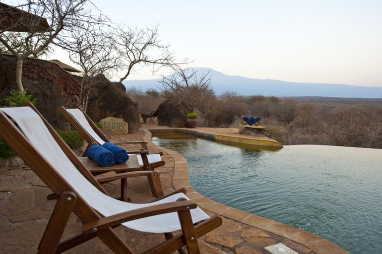 Satao Elerai Camp, Kajiado South