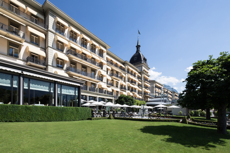 Victoria-Jungfrau Grand Hotel & Spa, Interlaken
