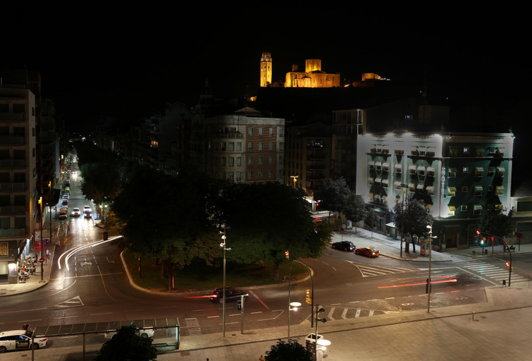 Rambla Lleida, Lleida