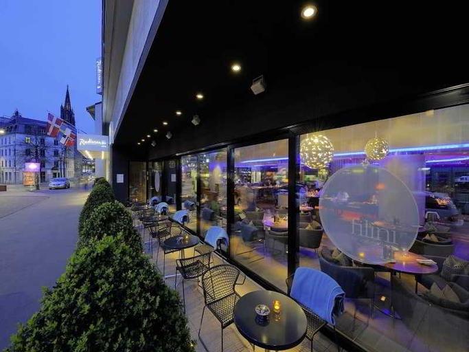 Radisson Blu Hotel, Basel, Basel