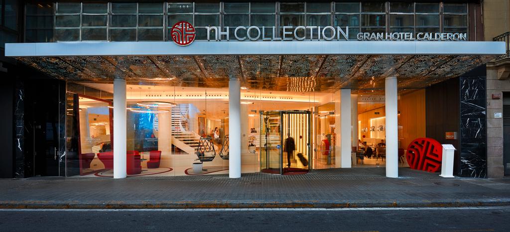 NH Collection Barcelona Gran Hotel Calderón, Barcelona