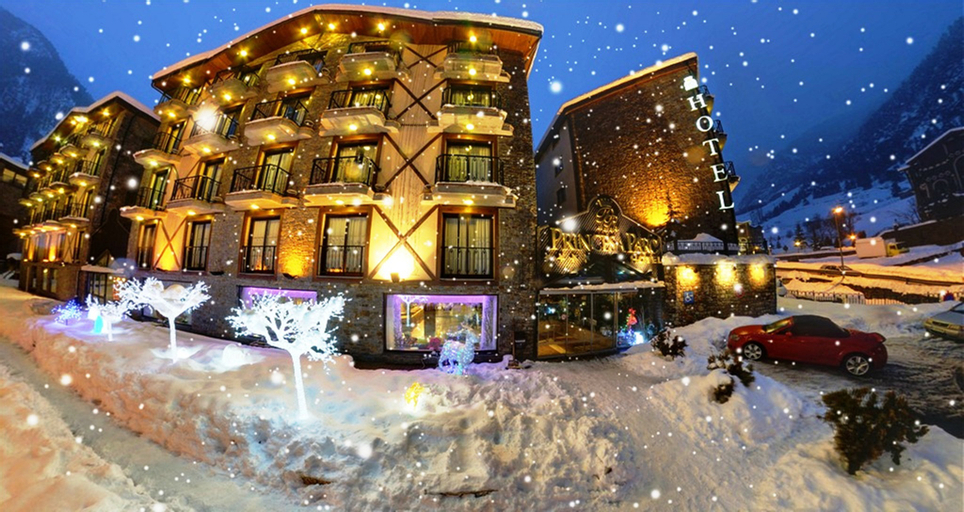 Hotel Princesa Parc,
