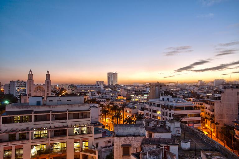 Atlas Almohades Casablanca, Casablanca