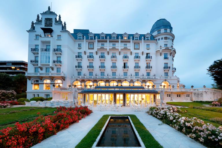 Eurostars Hotel Real, Cantabria