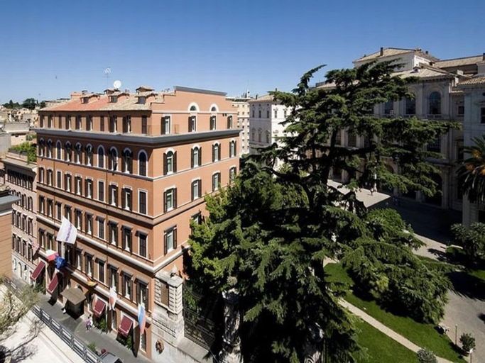 Hotel Anglo Americano, Roma
