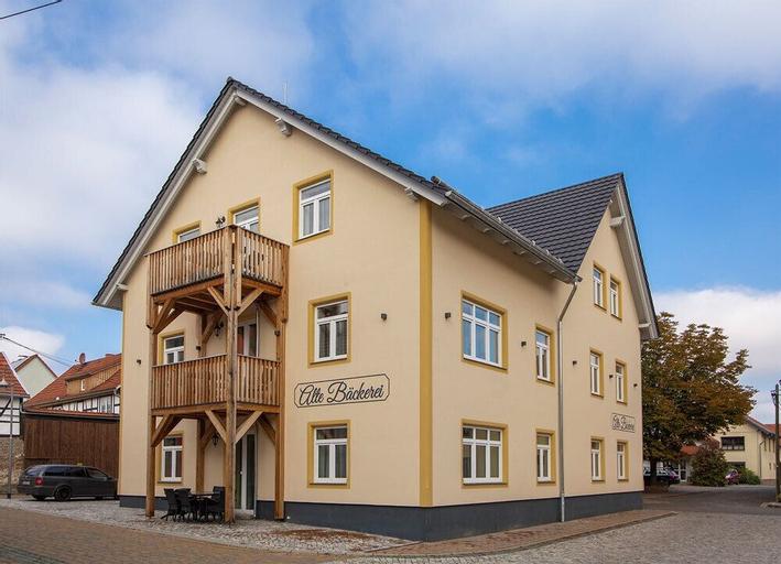 Gästehaus Alte Bäckerei, Gotha