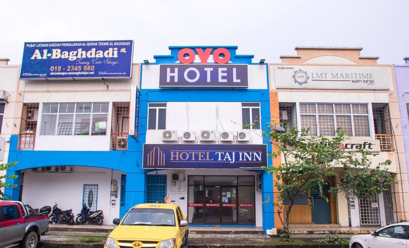 OYO 89450 Hotel Taj Inn Seksyen 13, Kuala Lumpur