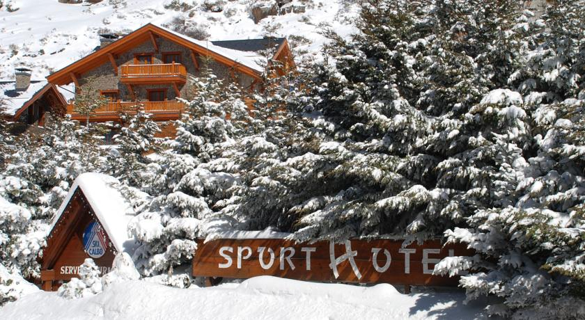 Sport Hotel,