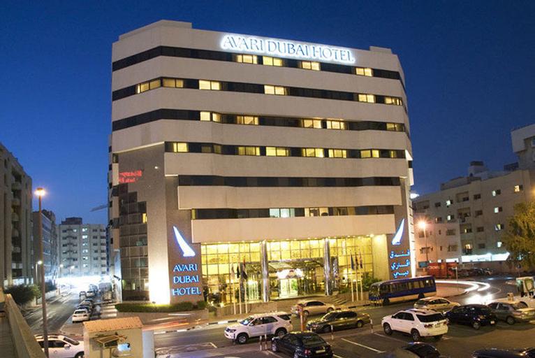 Avari Dubai Hotel,