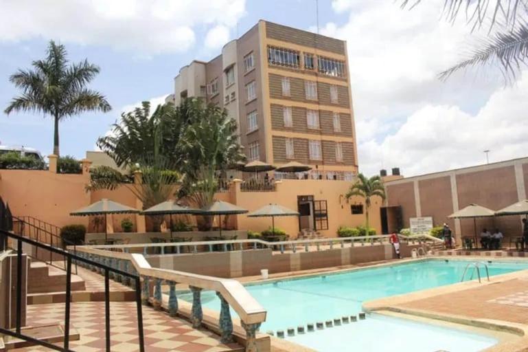 Panesis Hotel, Manyatta