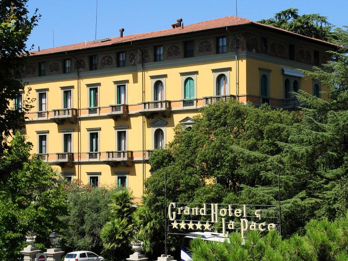 Grand Hotel & La Pace Spa, Pistoia