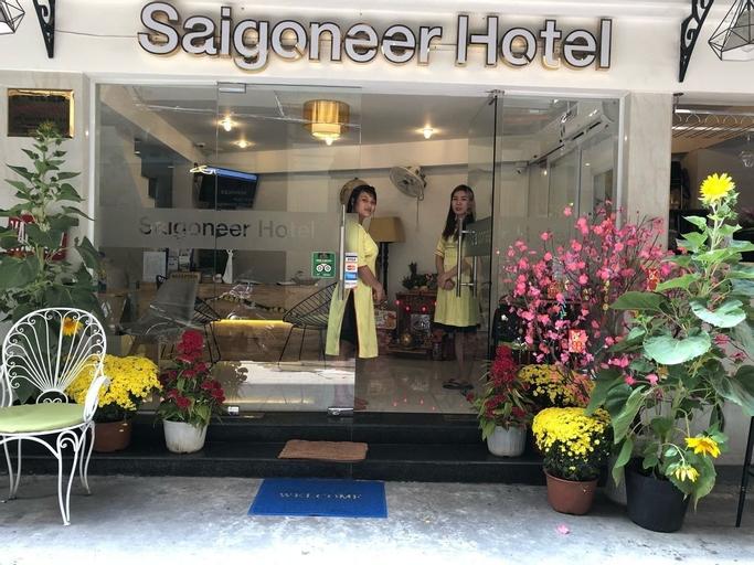 Saigoneer Hotel, Quận 1