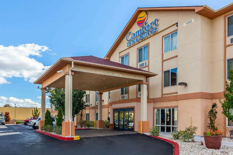 Comfort Inn & Suites Airport Convention Center, Washoe