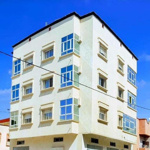 Apartment With 2 Bedrooms in Kenitra, With Wonderful City View, Furnished Terrace and Wifi - 10 km From the Beach, Kénitra