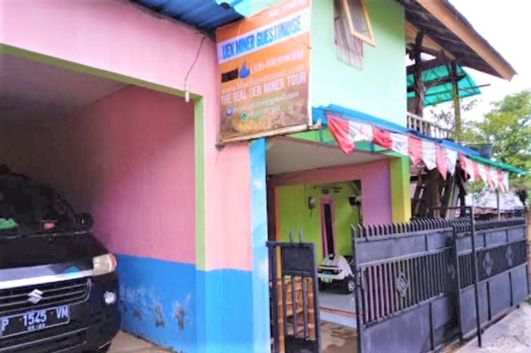 Ijen Miner Guest House, Banyuwangi