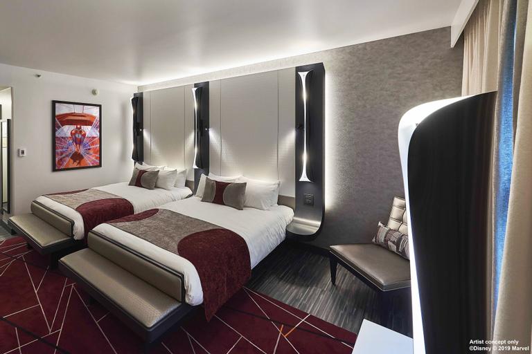 Disney's Hotel New York - The Art of Marvel, Seine-et-Marne