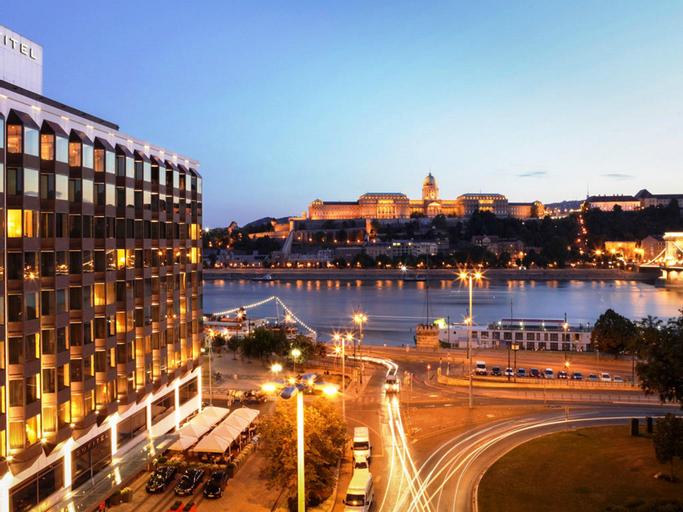 Sofitel Budapest Chain Bridge, Budapesti