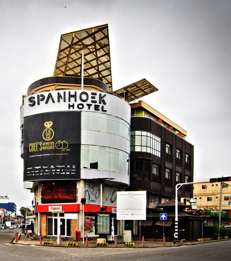 Spanhoek Hotel & Apartments, Rainville