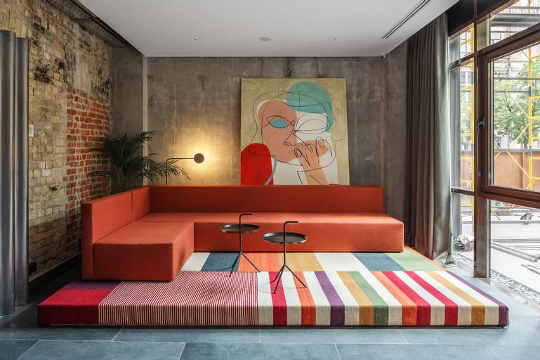 BURSA Hotel Kyiv, Podil's'kyi