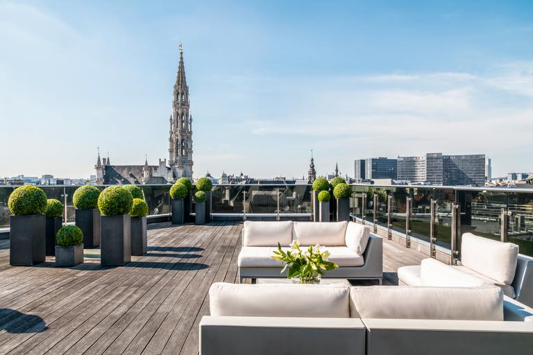 Warwick Brussels, Bruxelles
