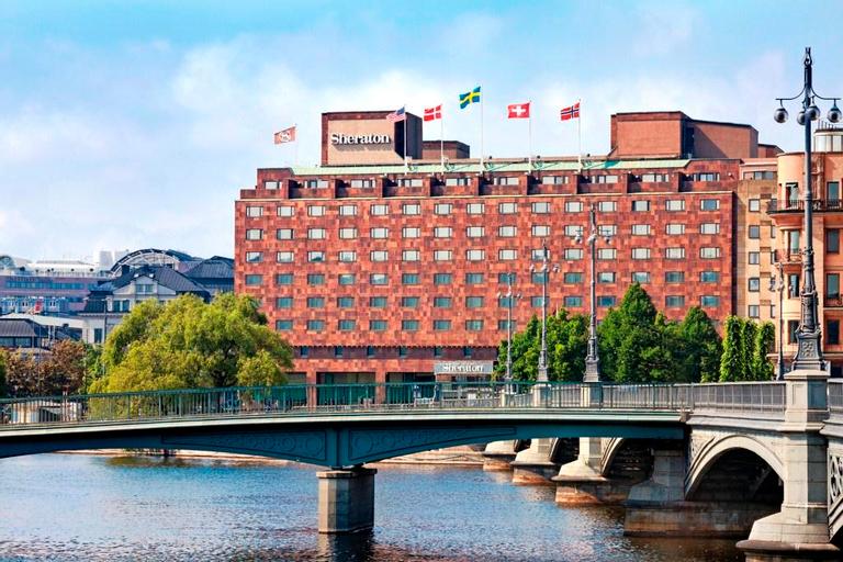 Sheraton Stockholm Hotel, Stockholm