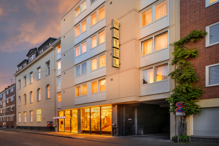 Novum Hotel Leonet, Köln