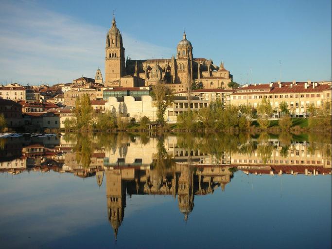 Castellano I, Salamanca
