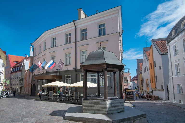 Hotel St Petersbourg, Tallinn