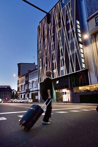 Hotel Plaza, A Coruña